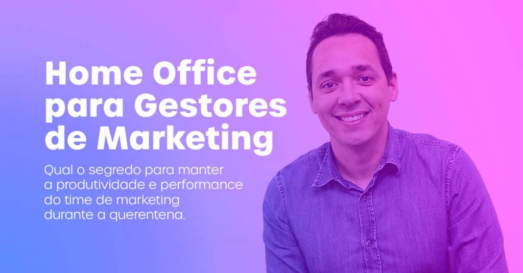 Home Office para Gestores de Marketing