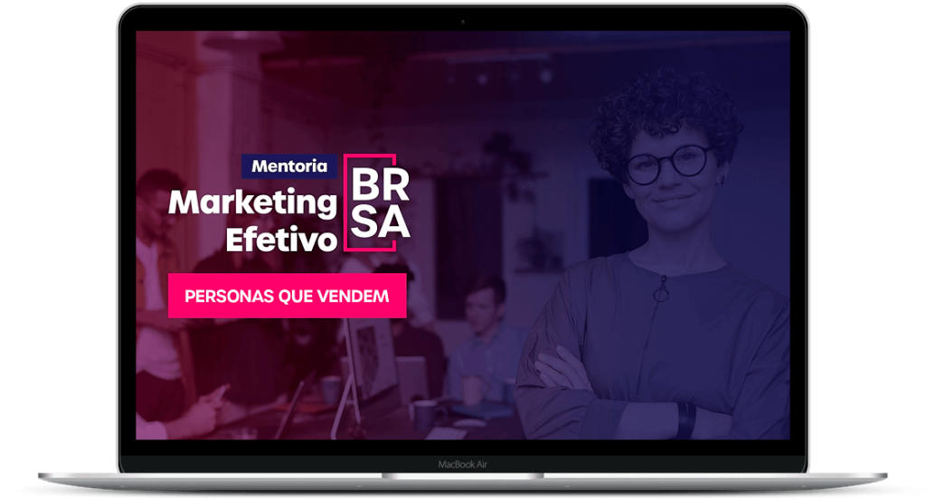 Mentoria do Marketing Efetivo - Personas que vendem